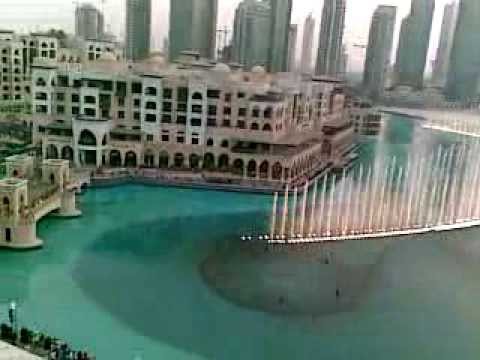 tip tip barsa pani  dubai water show  remix by dj mahesh & dj azeem