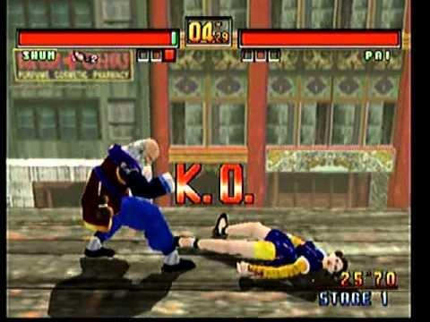 virtua fighter 3tb dreamcast iso