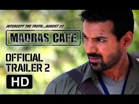 Madras Cafe Official Trailer 2