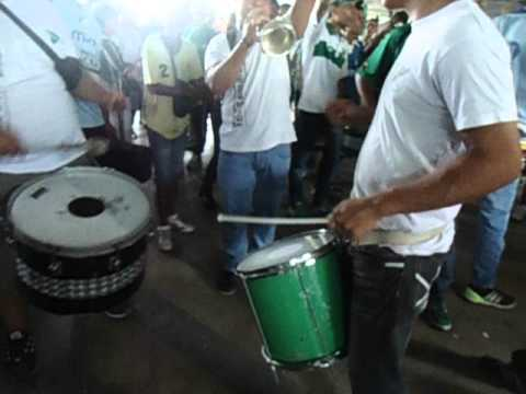 La Instrumental | Frente Radical Verdiblanco | Marcha Repique | 02/02/2013 - Frente Radical Verdiblanco - Deportivo Cali