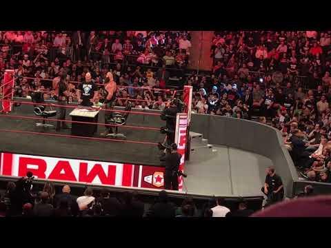 """Stone Cold"" Steve Austin returns to Madison Square Garden *LIVE* 9/9/19"