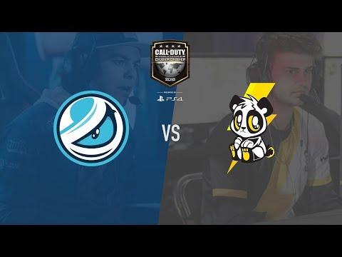 Lightning Pandas vs Luminosity   CWL Champs 2018   Day 4 (видео)
