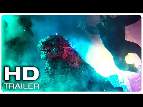"GODZILLA VS KONG ""Surprise Attack"" Trailer (NEW 2021) Monster Movie HD"