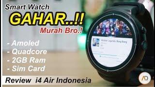 Video Smartwatch Murah tapi GAHAR - RAM 2GB, Quadcore, AMOLED   Review i4 Air INDONESIA MP3, 3GP, MP4, WEBM, AVI, FLV Januari 2018