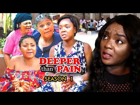 Deeper Than Pain Season 1 - Chioma Chukwuka 2018 Latest Nigerian Nollywood Movie Full HD