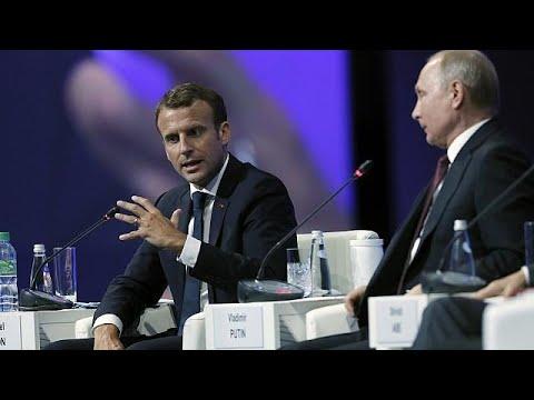 Σημαντικές οικονομικές συμφωνίες Γαλλίας και Ρωσίας