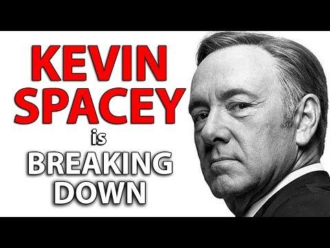 Kevin Spacey is Breaking Down