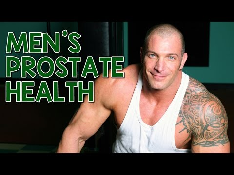 #1 Tip for Men's Prostate Health