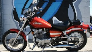 7. 2005 Honda CMX250 Rebel ... the Perfect Entry Level Cruiser!