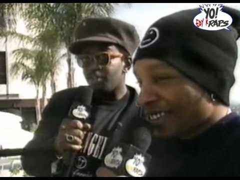Del Tha Funkee Homosapien – Interview @ Yo MTV Raps 1991