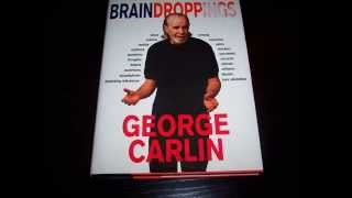 George Carlin - Brain Droppings 1997 Disc 1 ( HD Audio Book )