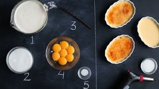 Crème Brûlée Demystified - Kitchen Conundrums with Thomas by Everyday Food