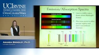 General Chemistry 1A. Lecture 05. Emission Spectra.