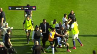 Video Zapping n°16 : après match Bastia - OL (match arrêté) - Footbol MP3, 3GP, MP4, WEBM, AVI, FLV Oktober 2017