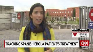 'Big Mistake' May Spread Ebola In Spain