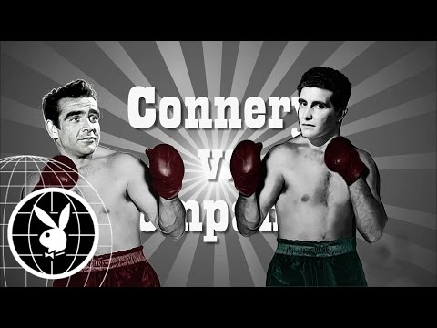Playboy's Minute Movies: Sean Connery Vs Johnny Stompanato