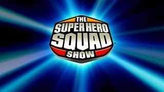 The Super Hero Squad Show Full English Opening Theme Song [Extended/Remix]