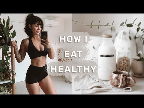 Switching up my workouts + How I eat Healthy || Day in the Life