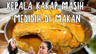 Video MELEPUH!! Makan Gulai Kepala Kakap Masih Mendiidih MP3, 3GP, MP4, WEBM, AVI, FLV Desember 2018