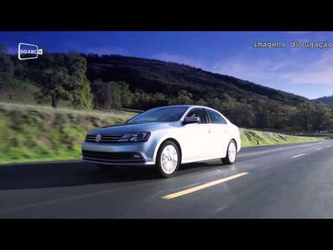 Volks apresenta o novo Jetta 2016; veja vídeo