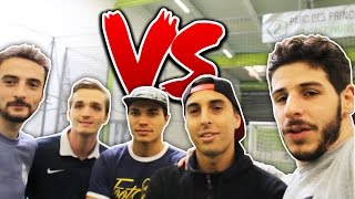 Video VINSKY vs FOOTSTYLE (challenges) MP3, 3GP, MP4, WEBM, AVI, FLV Juni 2017