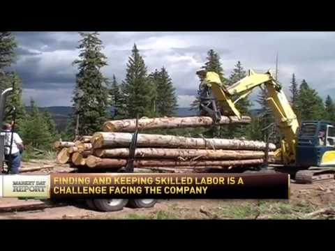 Timber Harvests In Utah