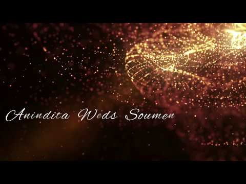 Anindita weds Soumen Animation