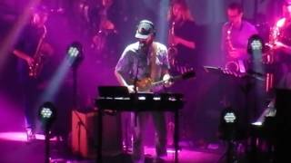 """Bon Iver live """"Towers"""" @ Hollywood Bowl  Oct. 23, 2016"""
