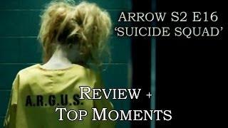 Video Arrow Season 2 Episode 16 - HARLEY QUINN - Review + Top Moments MP3, 3GP, MP4, WEBM, AVI, FLV Mei 2018