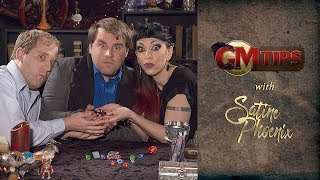 Have you ever played a battle royale, aka a PVP RPG? Encounters with many participants can be difficult, so you might need an assistant. Bruce and Keith Monach, the two game masters of Storm, join to share their tips! What are your GM tips? Share in the comments below!Subscribe to Geek and Sundry: http://goo.gl/B62jlJoin our community at: http://geekandsundry.com/communityTwitter: http://twitter.com/geekandsundryFacebook: http://facebook.com/geekandsundryInstagram: http://instagram.com/geekandsundryGoogle+: http://plus.google.com/+GeekandSundryJoin Team Alpha: https://twitter.com/JoinTeamAlpha