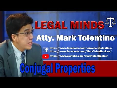 LM: Conjugal Properties