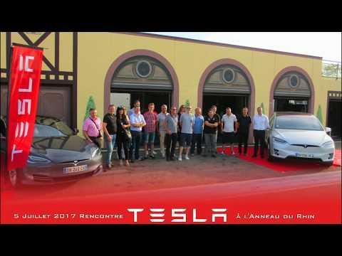 Rencontre Tesla avec RC Events, Tesla et Mon Automobile Club