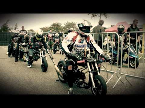 scooter tuning drag race!