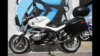 4. 2009 BMW R1200R ... 100k miles of fun and counting!