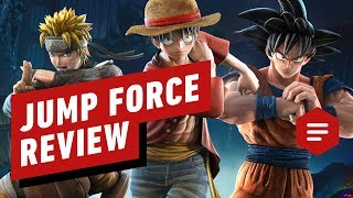 Jump Force Review by IGN