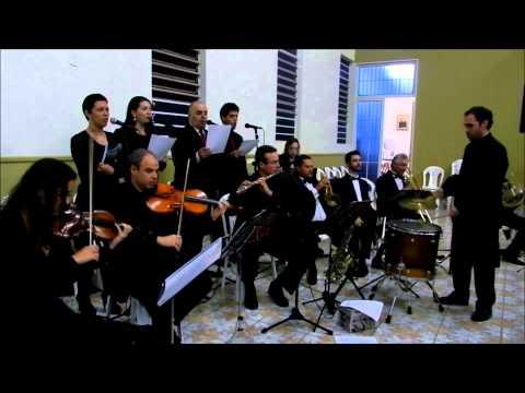 Clarins de Roma - Orquestra e Coral de 4 Vozes