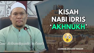 Video Kisah Nabi Idris (Akhnukh) | Ustaz Auni Mohamad MP3, 3GP, MP4, WEBM, AVI, FLV September 2018