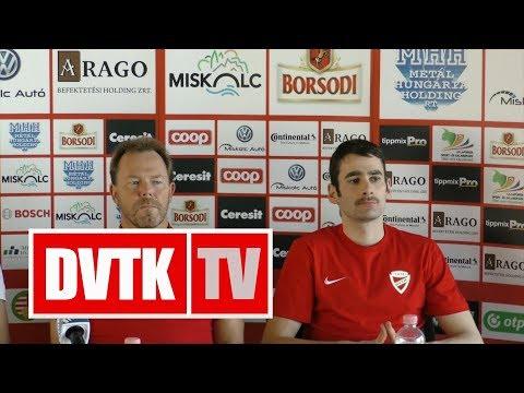 A Kontintentális Kupa 3. körében a DVTK Jegesmedvék | 2017. 11. 15. | DVTK TV