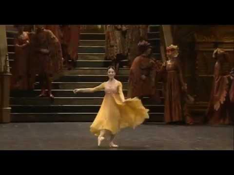 Alessandra Ferri - Juliet's variation