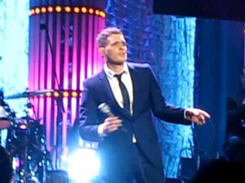 Michael Bublé - Me And Mrs. Jones (Madison Square Garden)