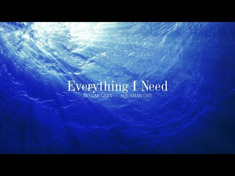 Aquaman OST | Skylar Grey - Everything I Need Piano Cover