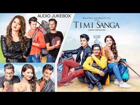 (TIMI SANGA | Audio JukeBox | Ft. Samragyee RL Shah, Aakash Shrestha, Najir Husain - Duration: 17 minutes.)