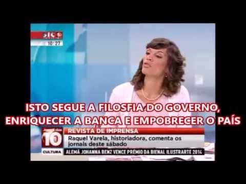 Raquel Varela explica ao P.M. porque os ricos estão mais ricos.