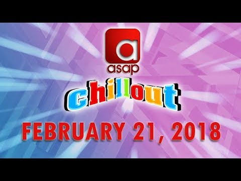 ASAP Chillout BTS - February 21, 2018