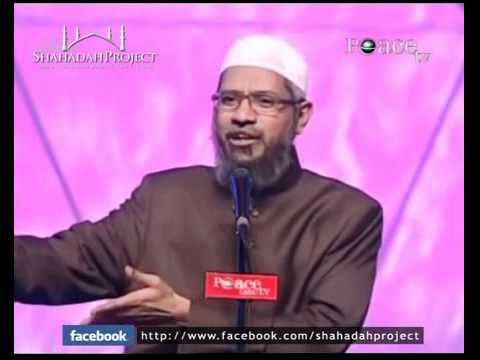 How Can You Prove The Existence Of Hereafter, I.e. Life After Death? Dr. Zakir Naik(urdu)