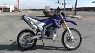 10. 006521 - 2014 Yamaha WR250R - Used motorcycles for sale