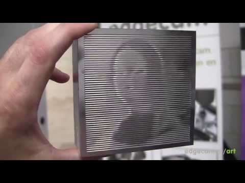 Edgecam art (видео)