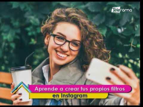 Aprende a crear tus propios filtros en Instagram