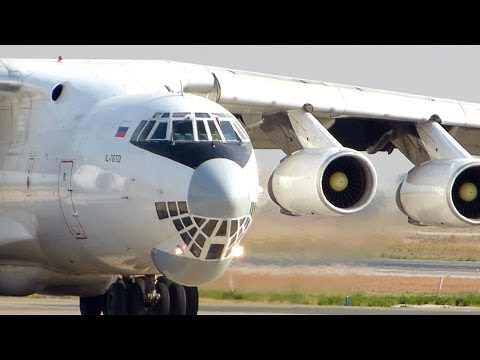 Ilyushin Il-76TD, ил 76  (NATO:...