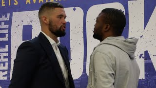 BELLEW v MAKABU - HEAD TO HEAD (Very Unusual)